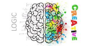 lados de cerebro